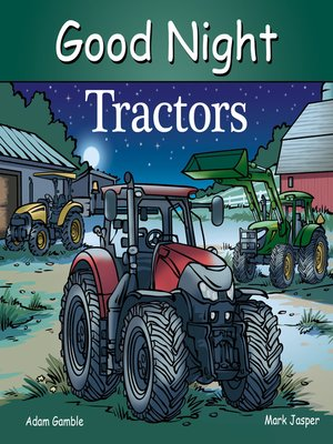 cover image of Good Night Tractors