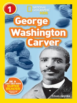 cover image of National Geographic Readers: George Washington Carver