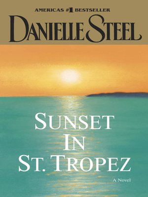 cover image of Sunset in St. Tropez