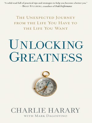 cover image of Unlocking Greatness