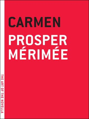 cover image of Carmen