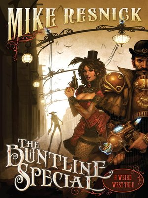cover image of The Buntline Special