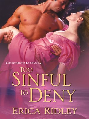 cover image of Too Sinful To Deny