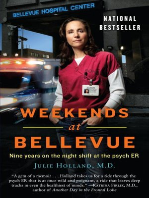 cover image of Weekends at Bellevue
