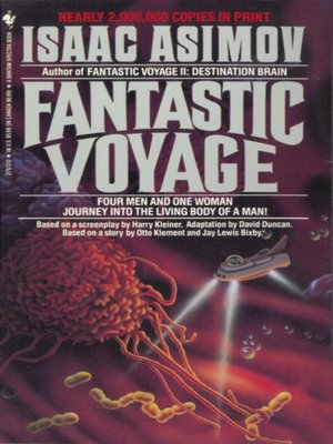 cover image of Fantastic Voyage