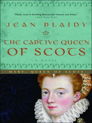 cover image of The Captive Queen of Scots