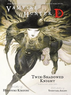 cover image of Twin-Shadowed Knight, Parts 1 & 2