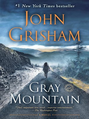 cover image of Gray Mountain