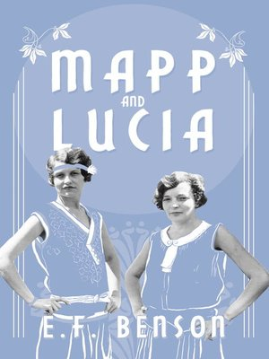 cover image of Mapp and Lucia