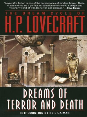 cover image of The Dream Cycle of H. P. Lovecraft