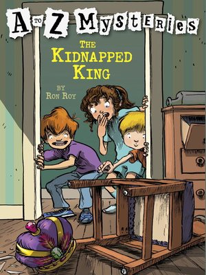 cover image of The Kidnapped King
