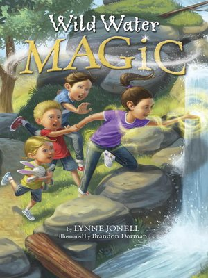 cover image of Wild Water Magic