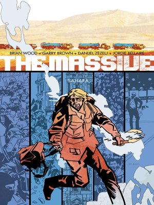 cover image of The Massive (2012), Volume 4