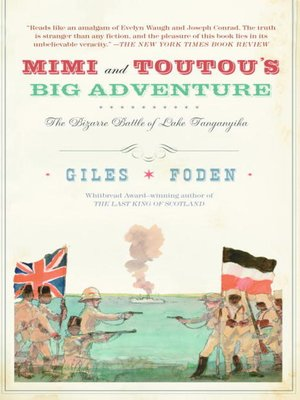 cover image of Mimi and Toutou's Big Adventure