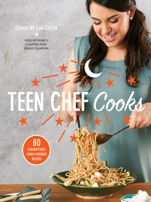 cover image of Teen Chef Cooks