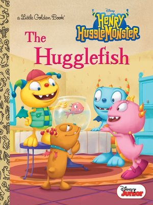 cover image of The Hugglefish