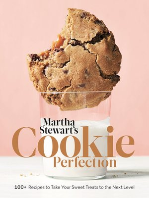 cover image of Martha Stewart's Cookie Perfection