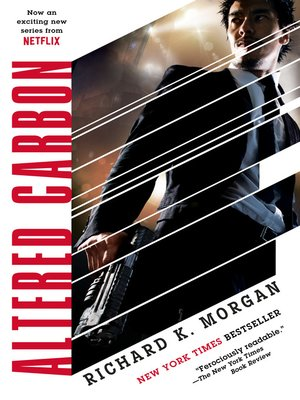 cover image of Altered Carbon