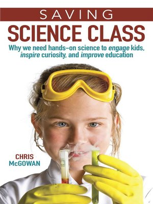 cover image of Saving Science Class