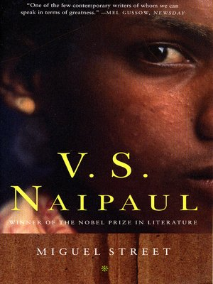cover image of Miguel Street
