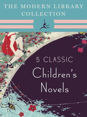 cover image of The Modern Library Children's Classics