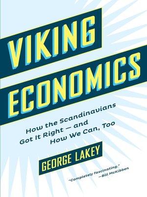 cover image of Viking Economics
