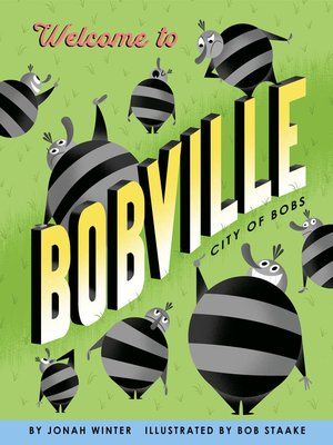 cover image of Welcome to Bobville