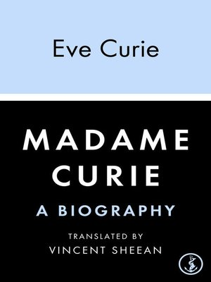 cover image of Madame Curie