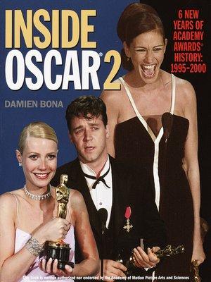 cover image of Inside Oscar® 2