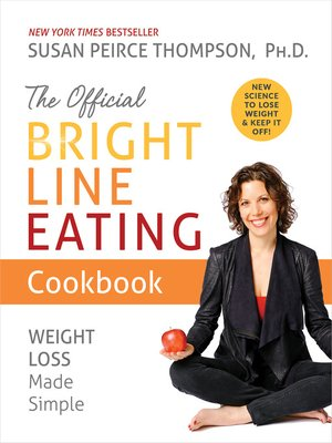 cover image of The Official Bright Line Eating Cookbook