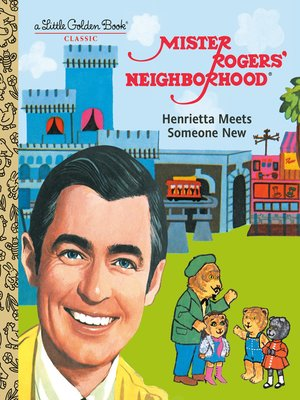 cover image of Mister Rogers' Neighborhood