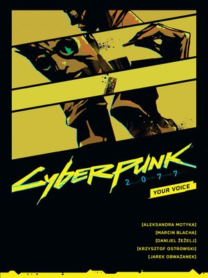 cover image of Cyberpunk 2077