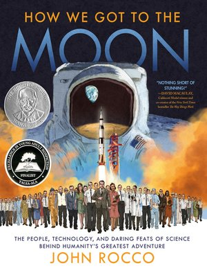 cover image of How We Got to the Moon