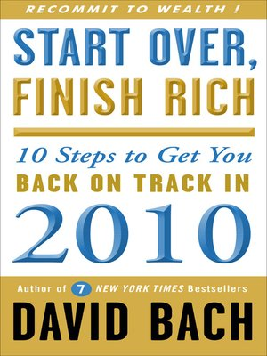 cover image of Start Over, Finish Rich