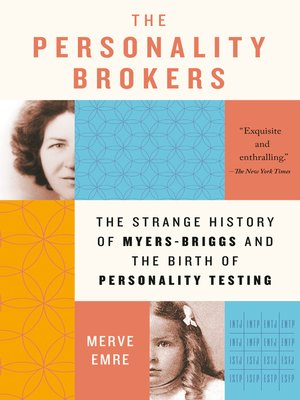 cover image of The Personality Brokers