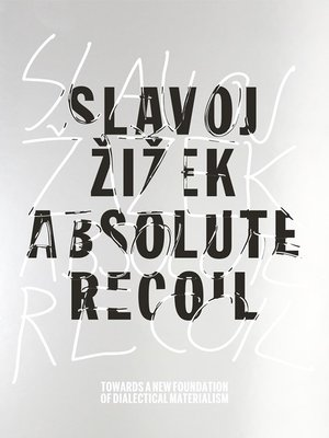 cover image of Absolute Recoil