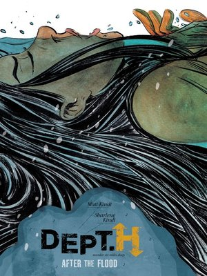 cover image of Dept. H (2016), Volume 2