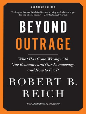 cover image of Beyond Outrage