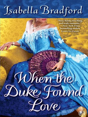 cover image of When the Duke Found Love