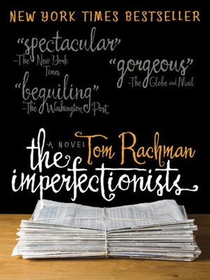 cover image of The Imperfectionists