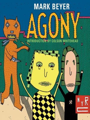 cover image of Agony