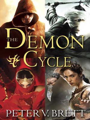 cover image of The Demon Cycle 4-Book Bundle