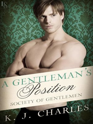cover image of A Gentleman's Position