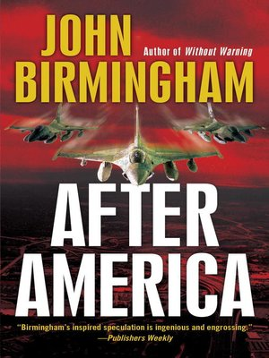 cover image of After America
