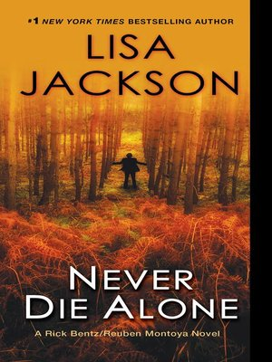 cover image of Never Die Alone