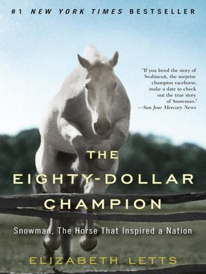 cover image of The Eighty-Dollar Champion