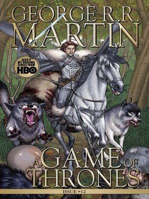 cover image of A Game of Thrones: Comic Book, Issue 12