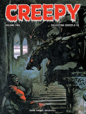 cover image of Creepy Archives, Volume 2