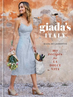 cover image of Giada's Italy