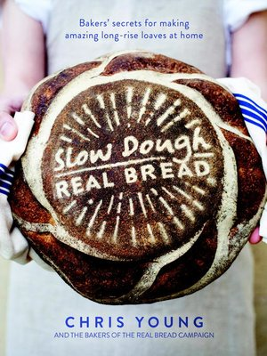cover image of Slow Dough